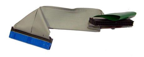 Compaq 108950-029 iPAQ Desktop 1.x 14cm ATA Hard Disk Drive Cable Thumbnail 1