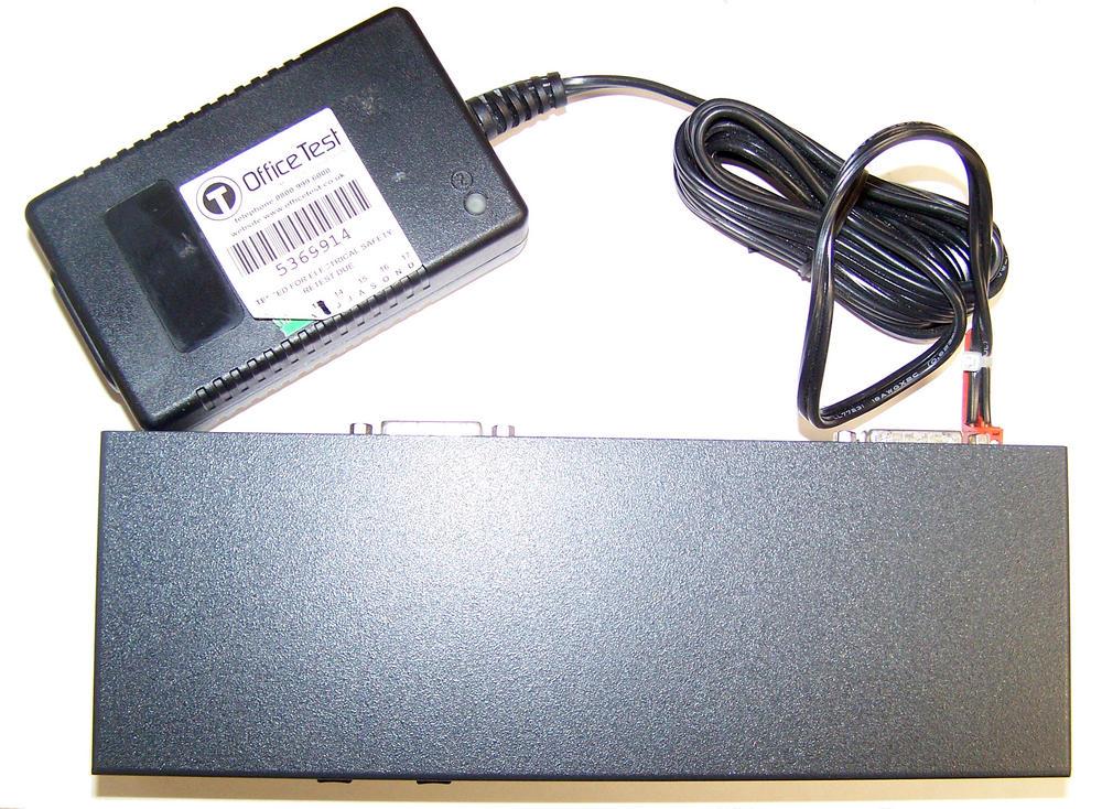 Extron 33-1445-01 A SW2 DVI A Series Switcher with PSU 100-240V 28-181-05LF