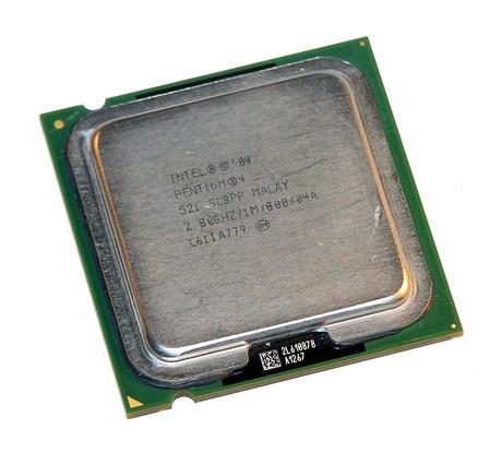 Intel HH80547PG0721MM 2.80GHz Pentium 4 521 Socket T LGA775 Processor SL8PP