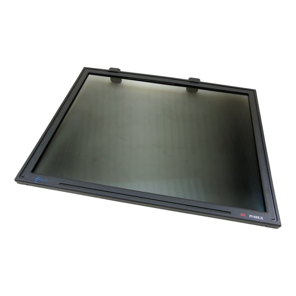 "3M 14-16"" CRT 15"" TFT Black Framed Privacy Filter PF400LB"