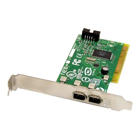 Dell H924H 2-Port PCI Firewire Interface Card FAE10