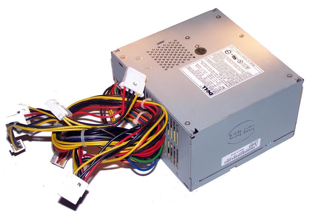 Dell 2N333 PowerEdge 600SC 250W Power Supply | PS-5251-2DF 02N333 Thumbnail 1