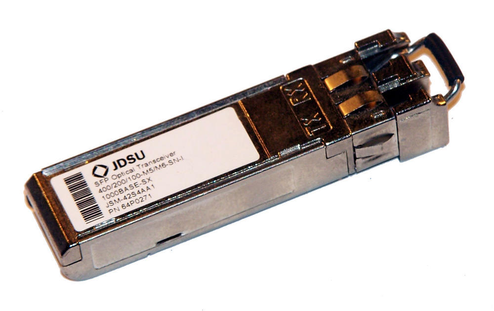 JDS Uniphase JSM-42S4AA1 4Gb SFP GBIC Transceiver | 64P0271