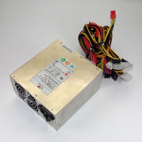 Zippy Group 660W ATX Industrial PS/2 Power Supply PSM-5660V