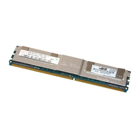 HP 398709-071 8GB PC2-5300F 240-Pin ECC DDR2 Server RAM | HMP31GF7AFR4C-Y5D5