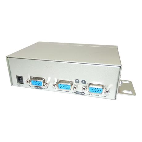 Vision SP-1225 Video Splitter 2-Port 250MHz Thumbnail 2