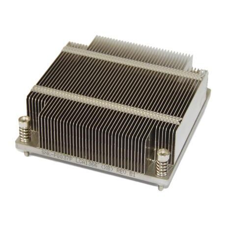 SuperMicro SNK-P0037P Socket B LGA1366 1U Passive Processor Heatsink