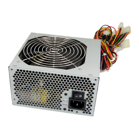 AOPEN 300W ATX Power Supply ATX-300TNF 56.04300.F81 91.97420.B17