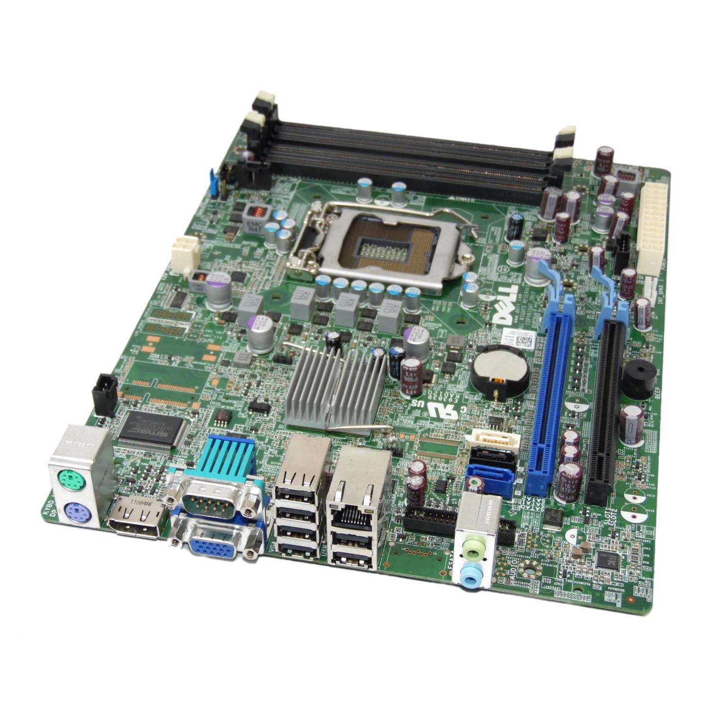 Dell D6H9T OptiPlex 990 SFF model D03S Socket H2 LGA1155 Motherboard |  0D6H9T