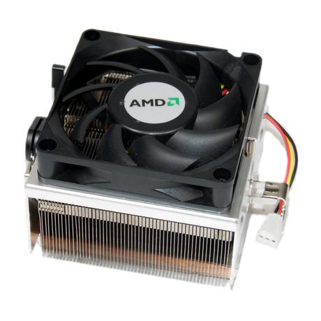 New AMD Socket 754 939 AM2 Copper Base Heat Sink CMHK8-7J52A-A1-GP Thumbnail 1