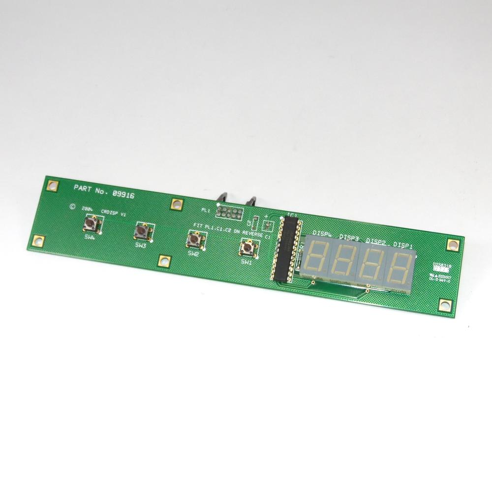 Maxim 09916 LED Display Board PCB | MAX7219CNG