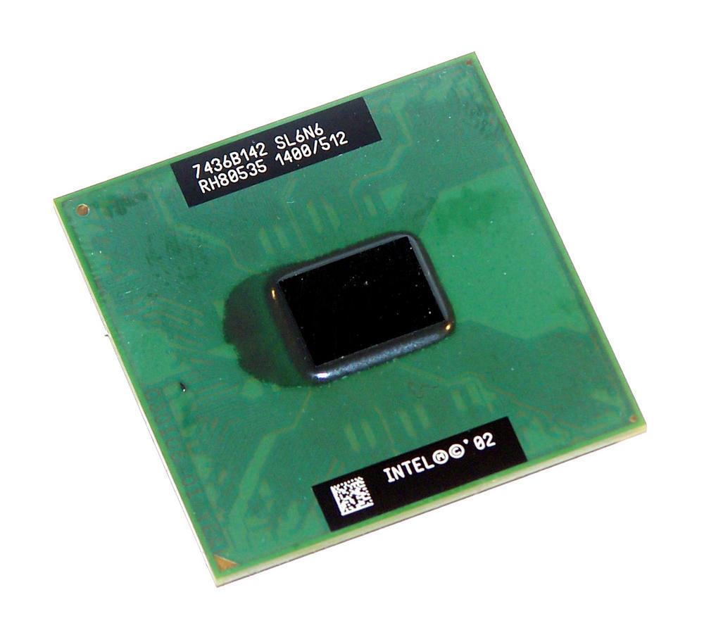Intel RH80535NC017512 Celeron M 330 1.4GHz Socket 479 Processor SL6N6