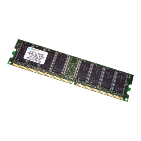 Dane-Elec D1D333-064645I 512MB PC2700 333MHz 184-Pin DDR Desktop RAM