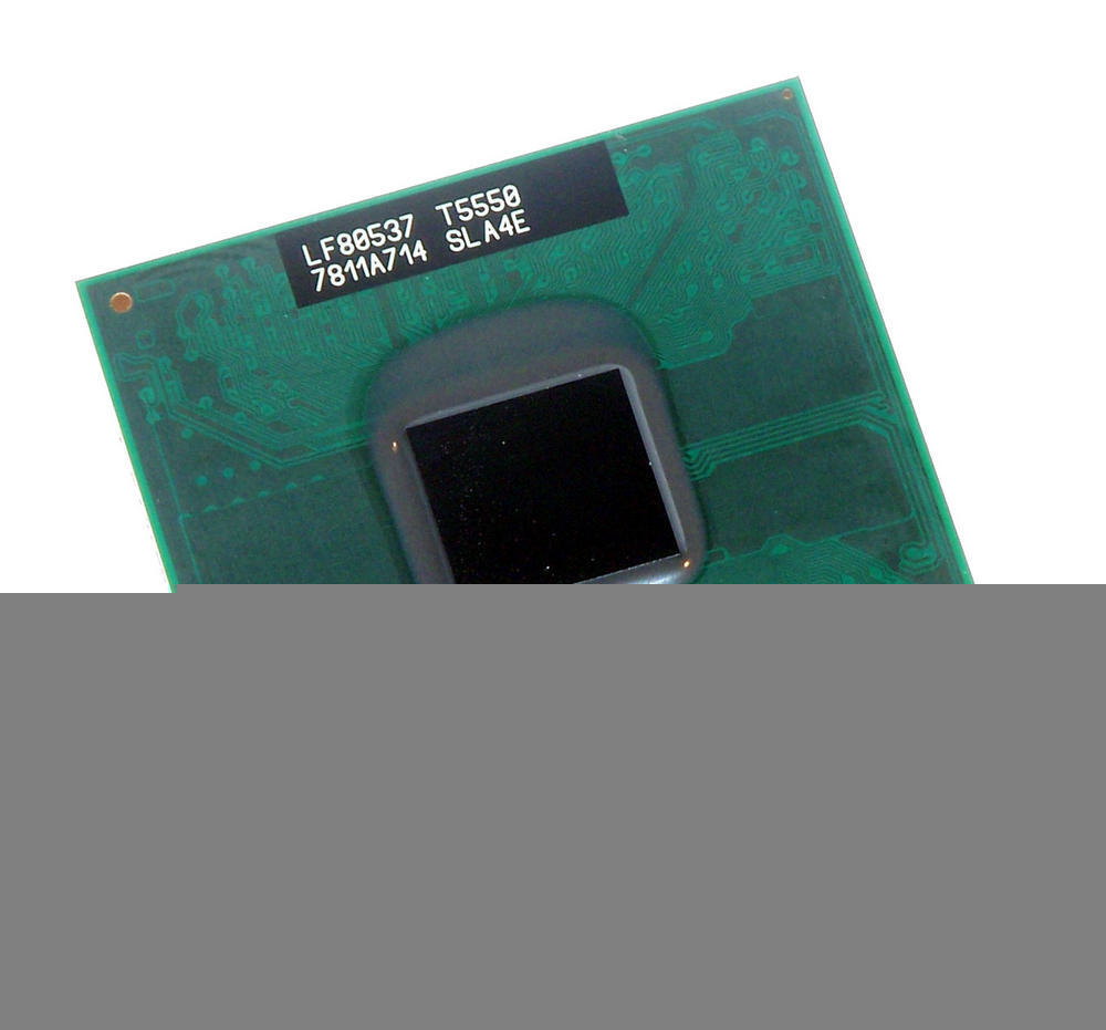 Intel LF80537GF0342MT Core 2 Duo Mobile T5550 1.83GHz Socket P Processor SLA4E