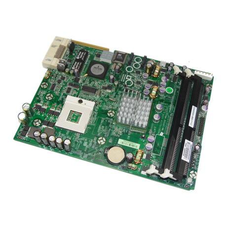 Panasas 411751100041 StorageBlade 4000g-2GB mPGA479M Motherboard BOGART/MB