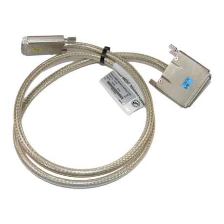 3Com Switch 5500G 4FT Resilient Cable 3C17263 Thumbnail 1