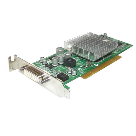 PNY VCQ4280NVS-PCI-T nVidia NVS280 64MB PCI Graphics Card, DMS-59, LP Bracket