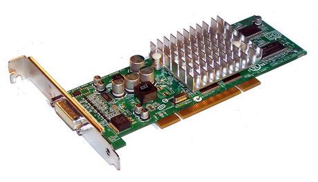 PNY VCQ4280NVS-PCI-T nVidia NVS280 64MB PCI Graphics Card, DMS-59, Std Bracket