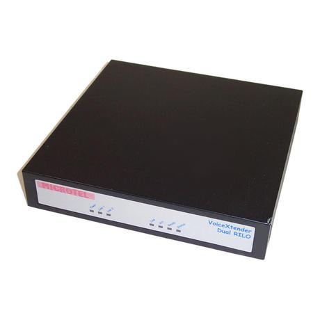 Microtel VXRILO2 VoiceXtender VX RILO-2 Host