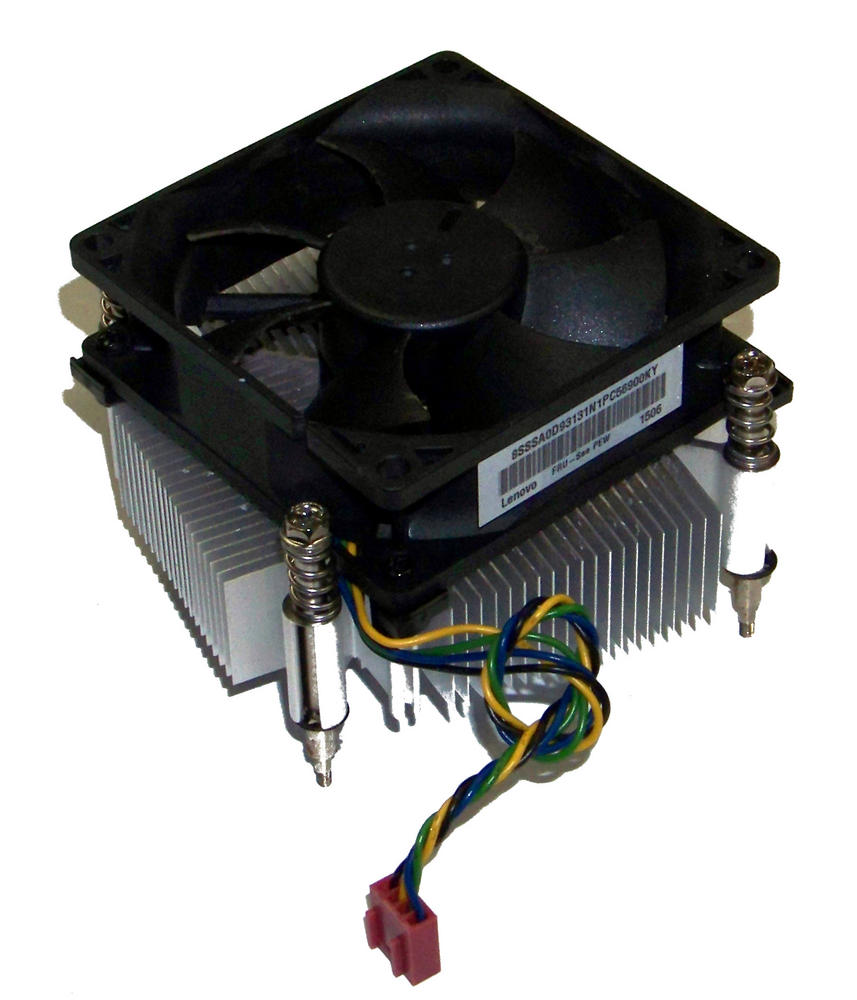 Lenovo 03T9636 ThinkCentre Edge 71 Socket H2 CPU Fan And Heatsink | FRU 03T9513