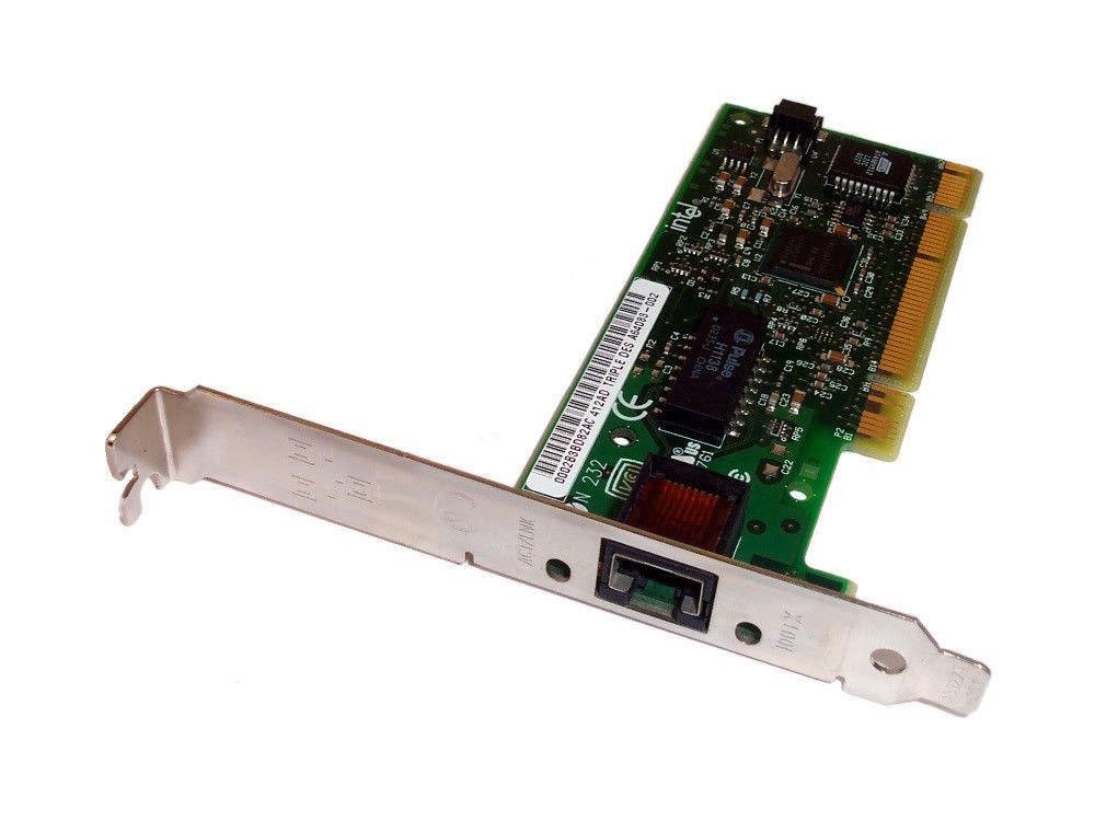 Dell 8G779 10/100 32-Bit PCI Ethernet NIC Card
