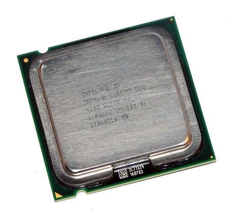 Intel SL9TB Core 2 Duo E4300 1.80GHz Socket T LGA775 Processor