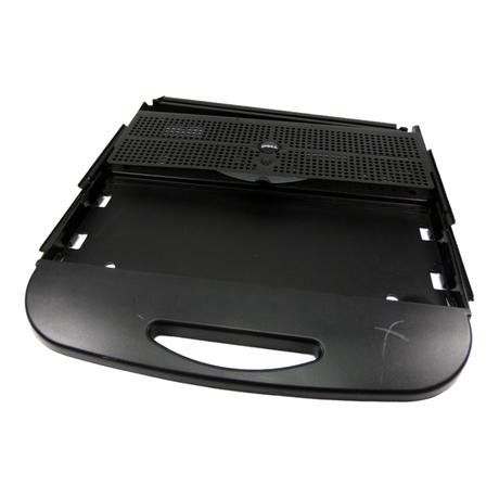 Dell YU644 1U KVM Keyboard Rackmount Pony Tray Assembly Thumbnail 1