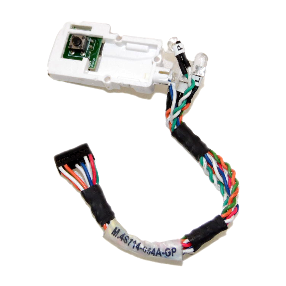 Acer M.4S714-004A-GP AcerPower 1000 Power Button And LED Cable