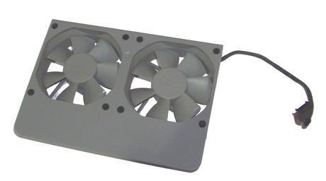Apple 922-6033 Power Mac G5 Dual Rear Exhaust Fan Assembly | A1047 models Thumbnail 1
