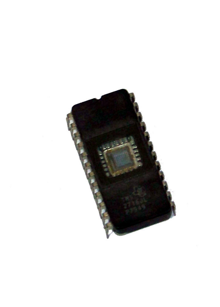 Texas Instruments TMS2716JL-50 16K 500nS FDIP24W EPROM IC