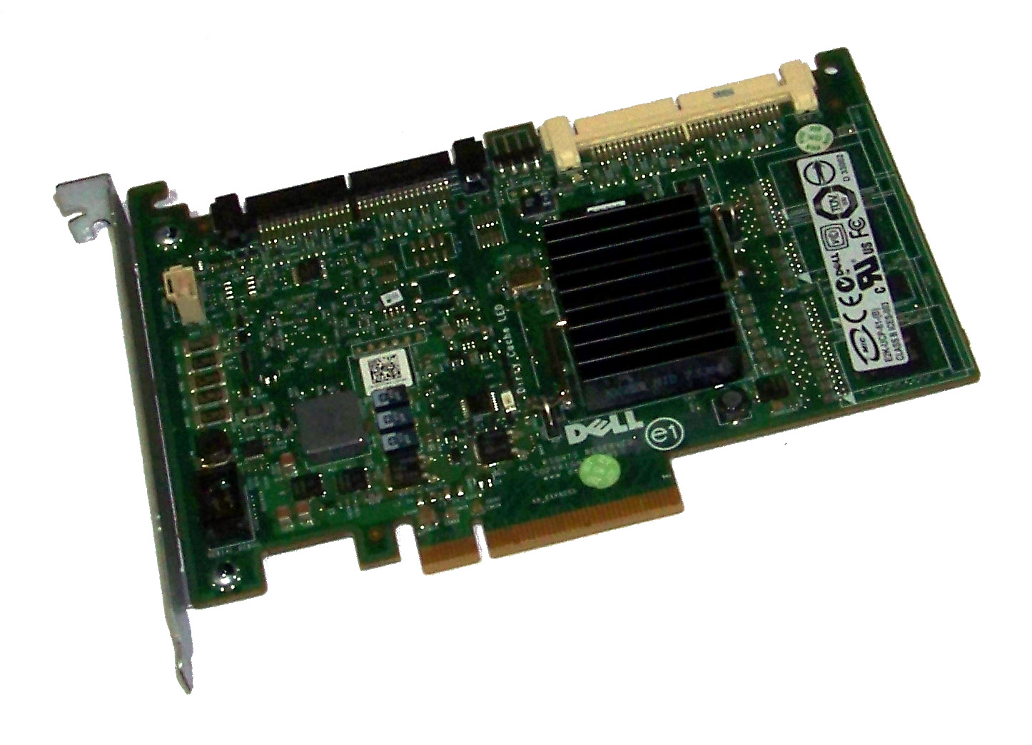 Dell T774H PowerEdge R610 T610 T710 PERC 6/i SAS SATA RAID Controller |  0T774H