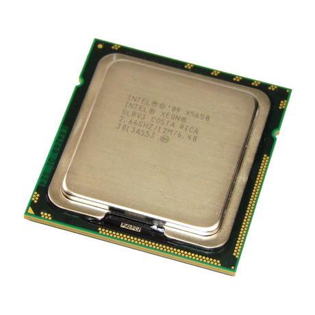 Intel AT80614004320AD Xeon Hexa Core E5650 2.67GHz Socket 1366 Processor SLBV3