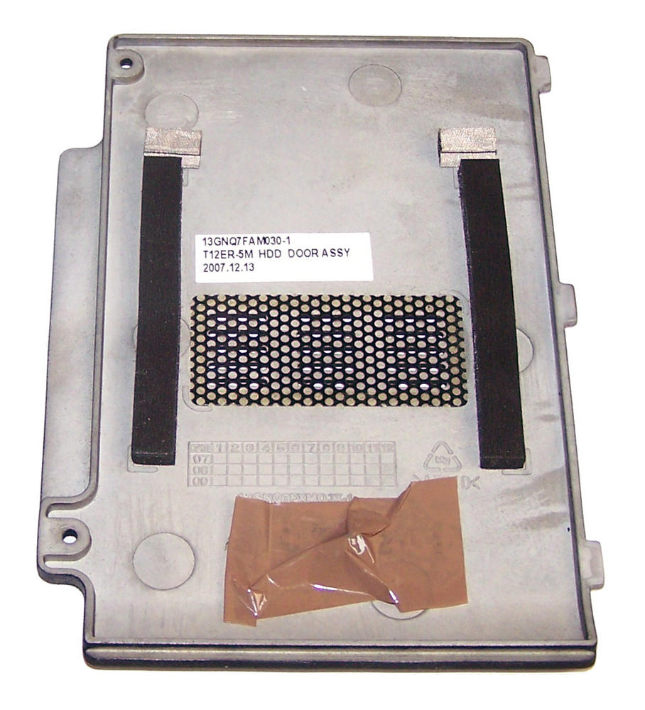 RM 13GNQ7FAM030-1 Hard Disk Drive Cover Door | RM Mobile One T12ER