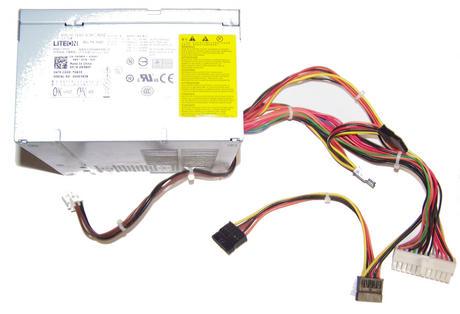 Dell N380F Vostro 220 model DCSCMF 300W Power Supply LiteOn PS-6301-6 | 0N380F Thumbnail 1