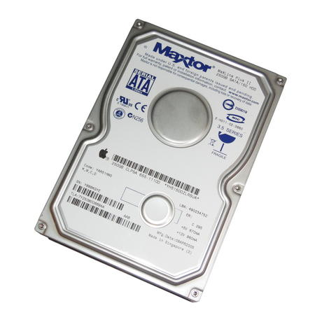 Apple 655-1110D Maxtor 7Y250M0 250GB MaXLine Plus II 7.2K SATA HDD YAR51HW0 K,M,