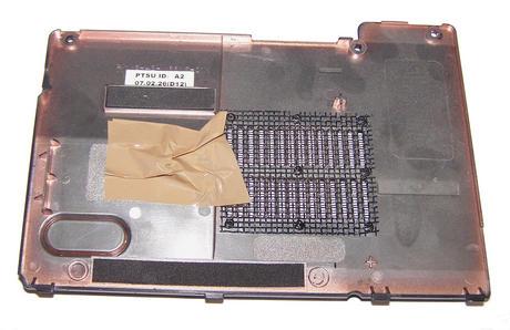 Viglen 6-42-M66NS-01X Hard Disk Drive Cover Door | Viglen Dossier VR+ M66ES Thumbnail 2