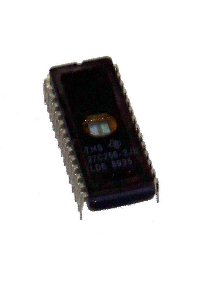 Texas Instruments 27C256-2JL 256KBit 200nS FDIP28W EPROM IC