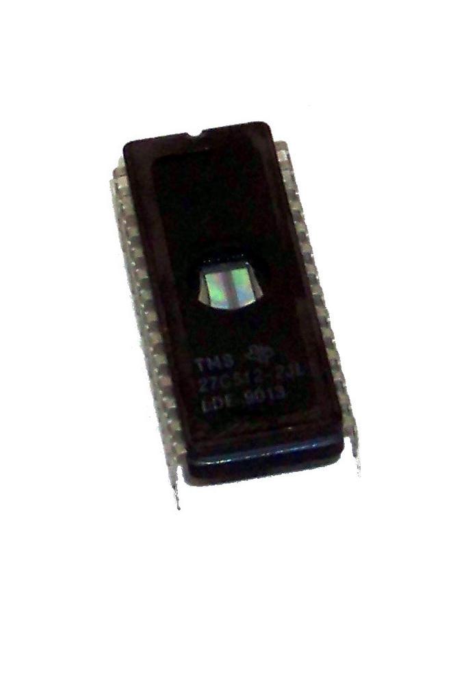 Texas Instruments 27C512-2JL 512KBit 200nS FDIP28W EPROM IC