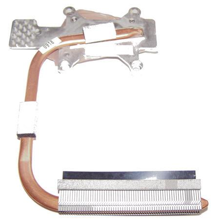 Compal AT04N0010A0 HL91 SW91 Processor Heatsink | RM NB200 NB4400 Thumbnail 1
