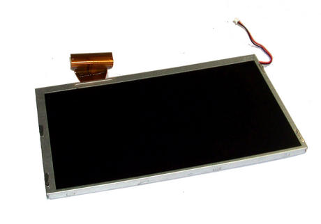 "AUO A070VW04 V.0 7"" Matte 800x480 WVGA LCD Panel"