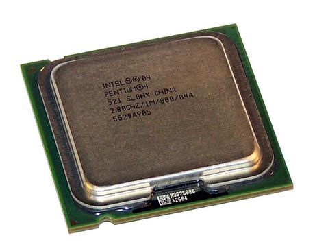 Intel JM80547PG0721MM 2.80GHz Pentium 521 Socket T LGA775 Processor SL8HX