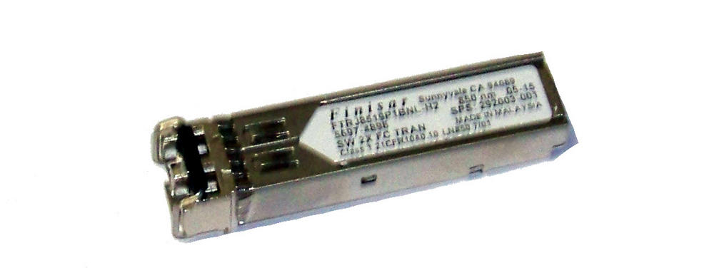 HP 5697-4896 2G FC SFP 850nm GBIC FTRJ8519P1BNL-H2 Transceiver | SPS 292003-001