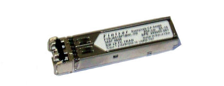 HP 5697-4896 2G FC SFP 850nm GBIC FTRJ8519P1BNL-H2 Transceiver | SPS 292003-001 Thumbnail 1
