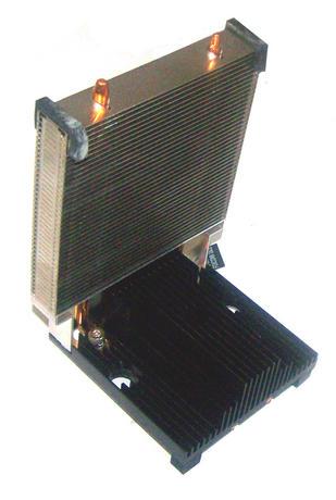 Apple 593-0636 MB451LL/A - MacPro3,1 - A1186 North Bridge Heatsink