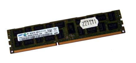 Samsung M393B1K70CH0-CH9 8GB PC3-10600R ECC 240-Pin Registered Server DIMM