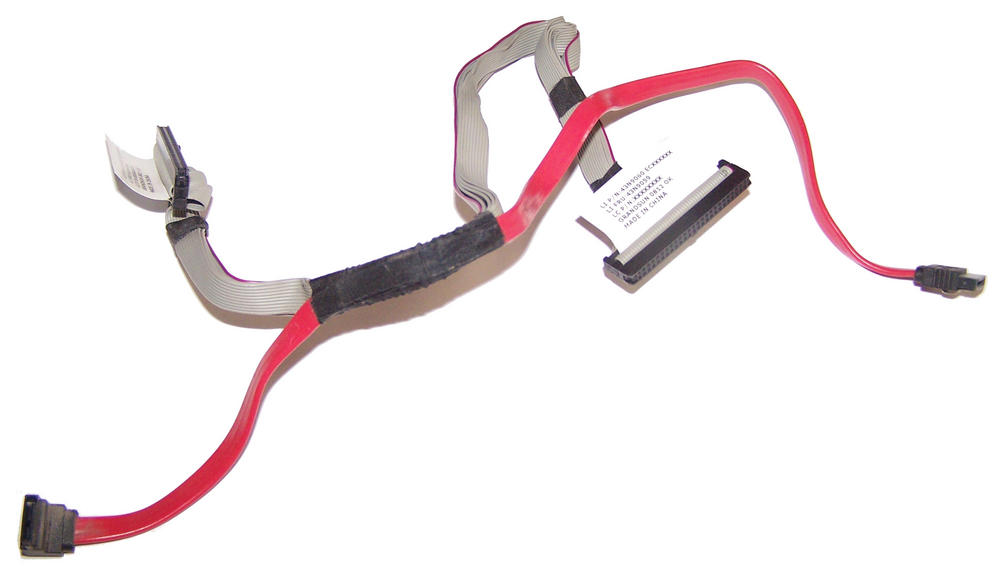 Lenovo 43N9060 ThinkCentre M57 7103 42 cm Red SATA and IDC 50 pin Cables 43N9059