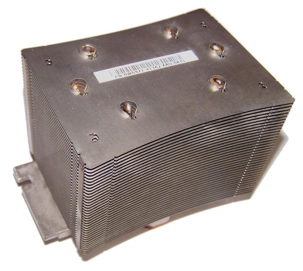 Dell W5971 OptiPlex GX520 model DCNE Processor Heatsink | 0W5971