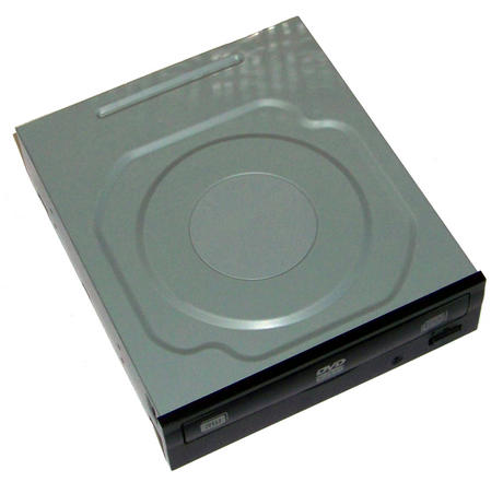 Philips LiteOn iHAS124-14EU SATA H/H DVD-RW Dual Layer   Black Bezel iHAS124 Thumbnail 1