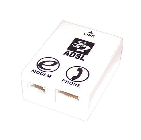 Netgear ACC-107-012 ADSL Modem  Phone Filter
