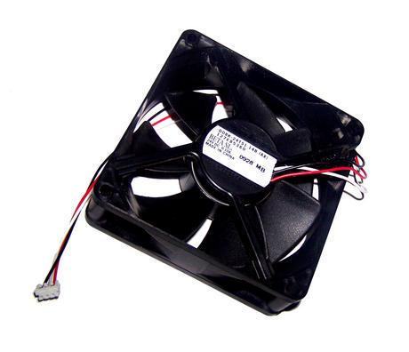 Nidec D08K-24TS1 14B [AX] 2155cn 80x25mm 24VDC 0.10A 3-wire 3 pin Fan Thumbnail 1